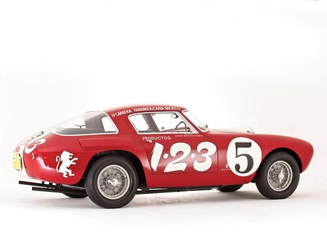 Ferrari 250 MM Berlinetta Pininfarina 1953