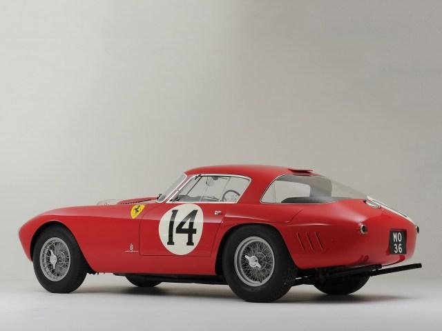 Ferrari 340 375 MM Competizione Pininfarina Berlinetta 1953