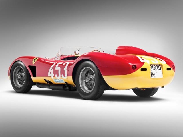 Ferrari 500 TRC 1957