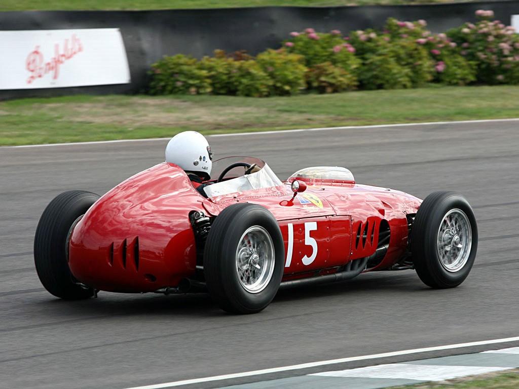 Ferrari F1 246 Dino 1958