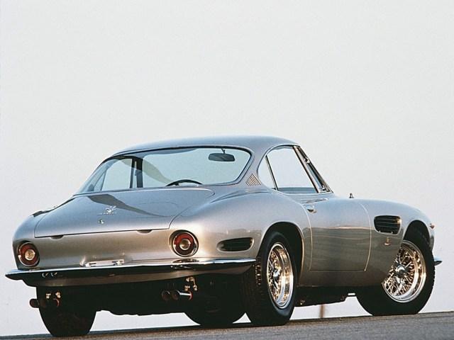 Ferrari 250 GT SWB Bertone 1962