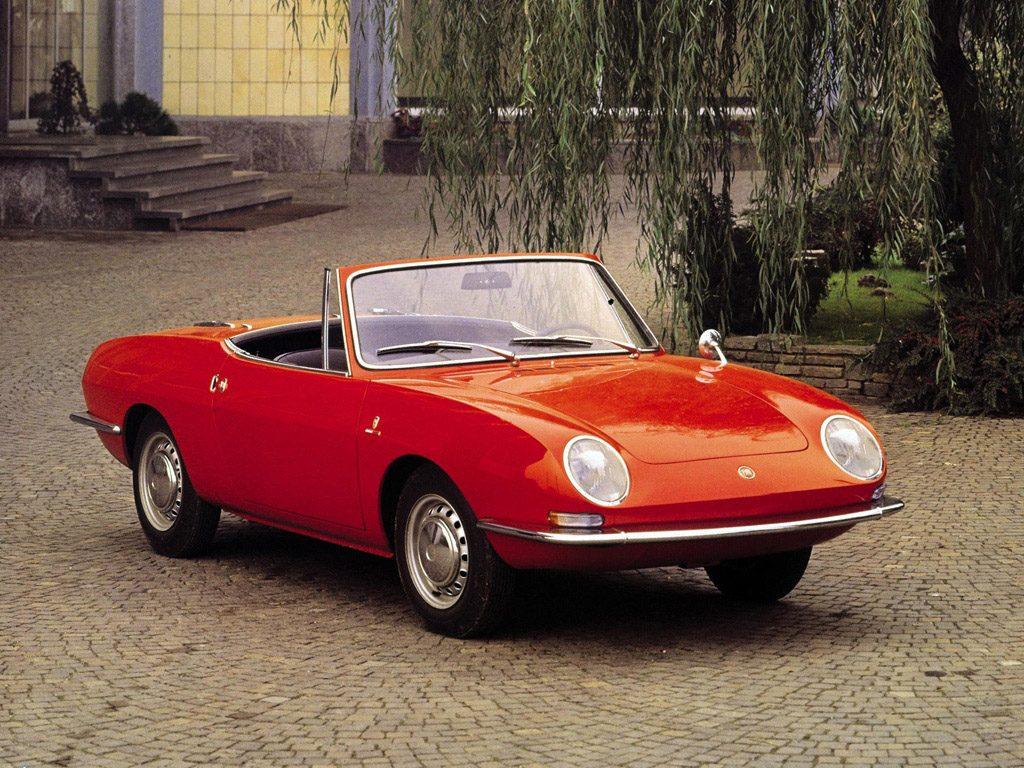 1965 Fiat 850 Spider