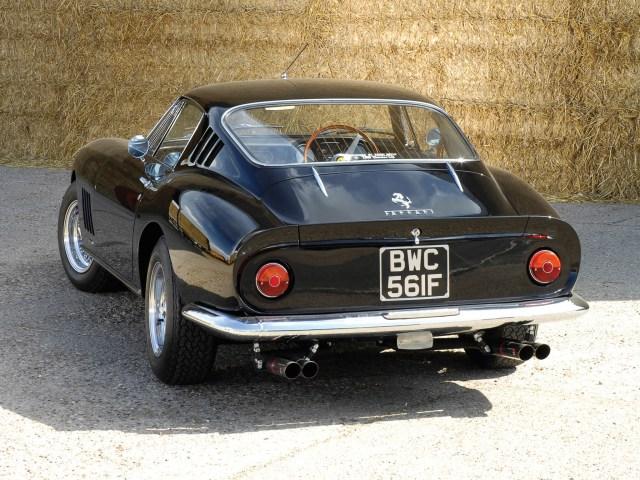 Ferrari 275 GTB/4 UK 1966