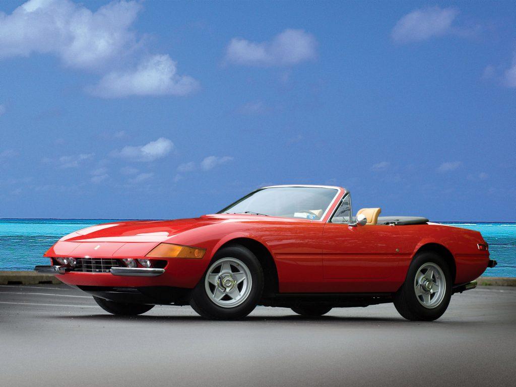 Ferrari 365 GTS/4 Daytona Spider 1970