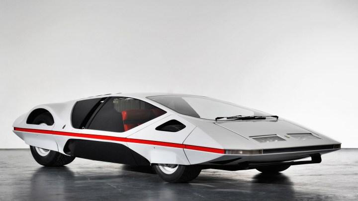 Ferrari 512S Modulo Concept by Pininfarina – Un prototype expérimental.