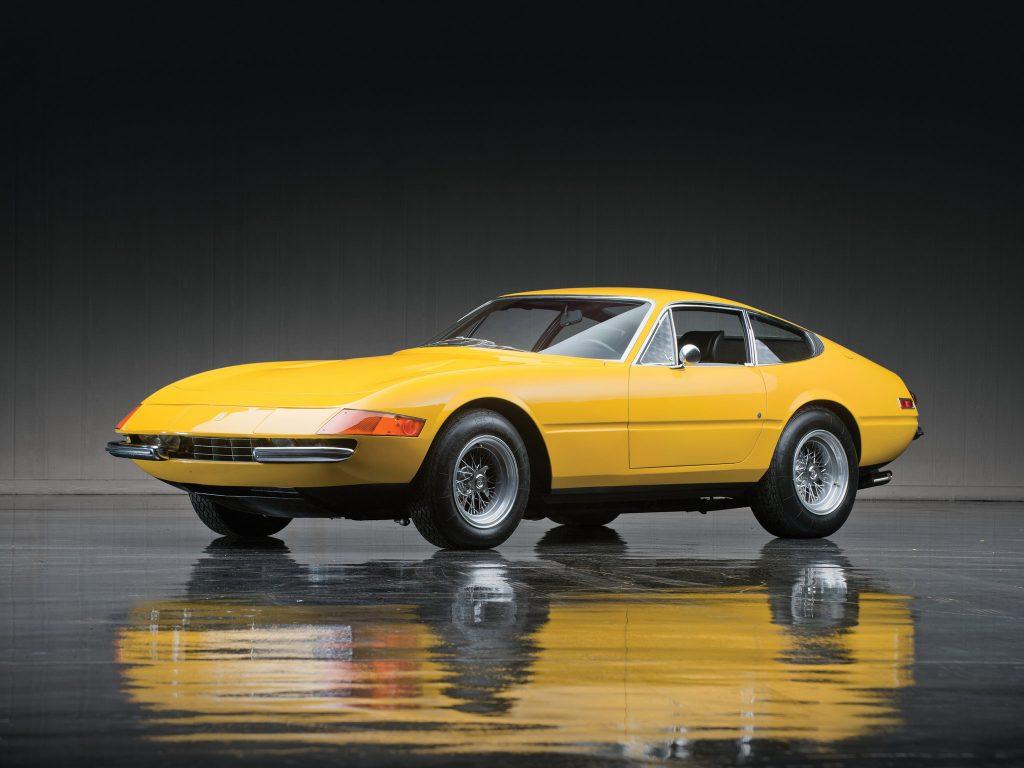 Ferrari 365 GTB4 Daytona USA 1971
