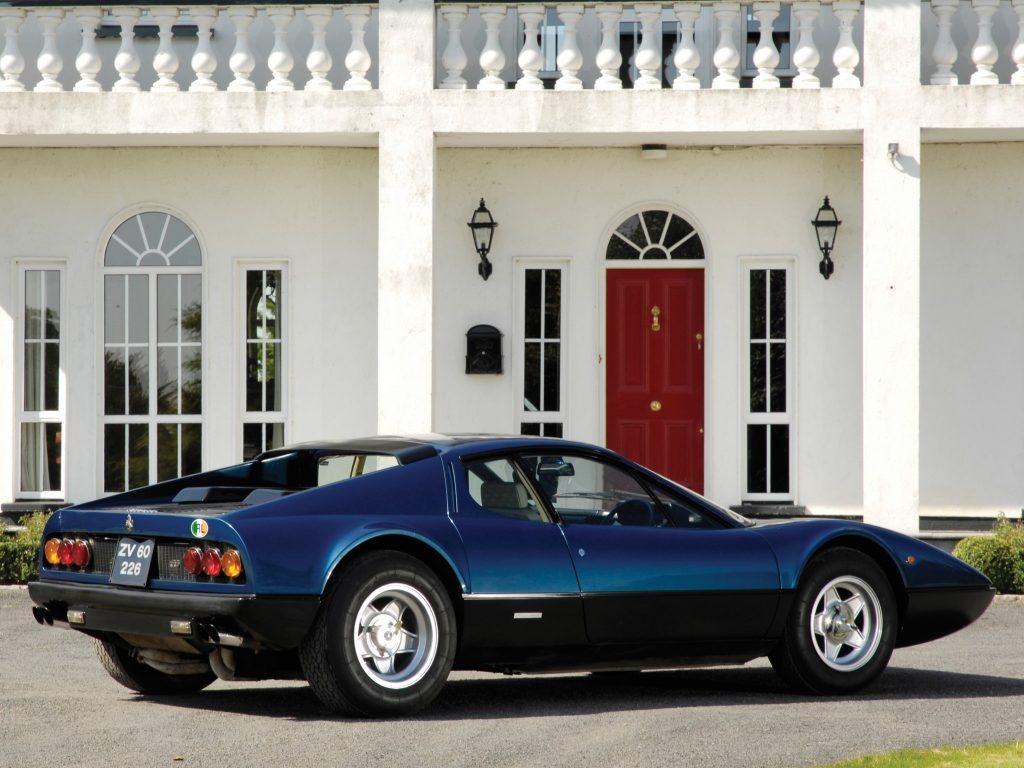 Ferrari 365 GT4 Berlinetta Boxer UK 1973