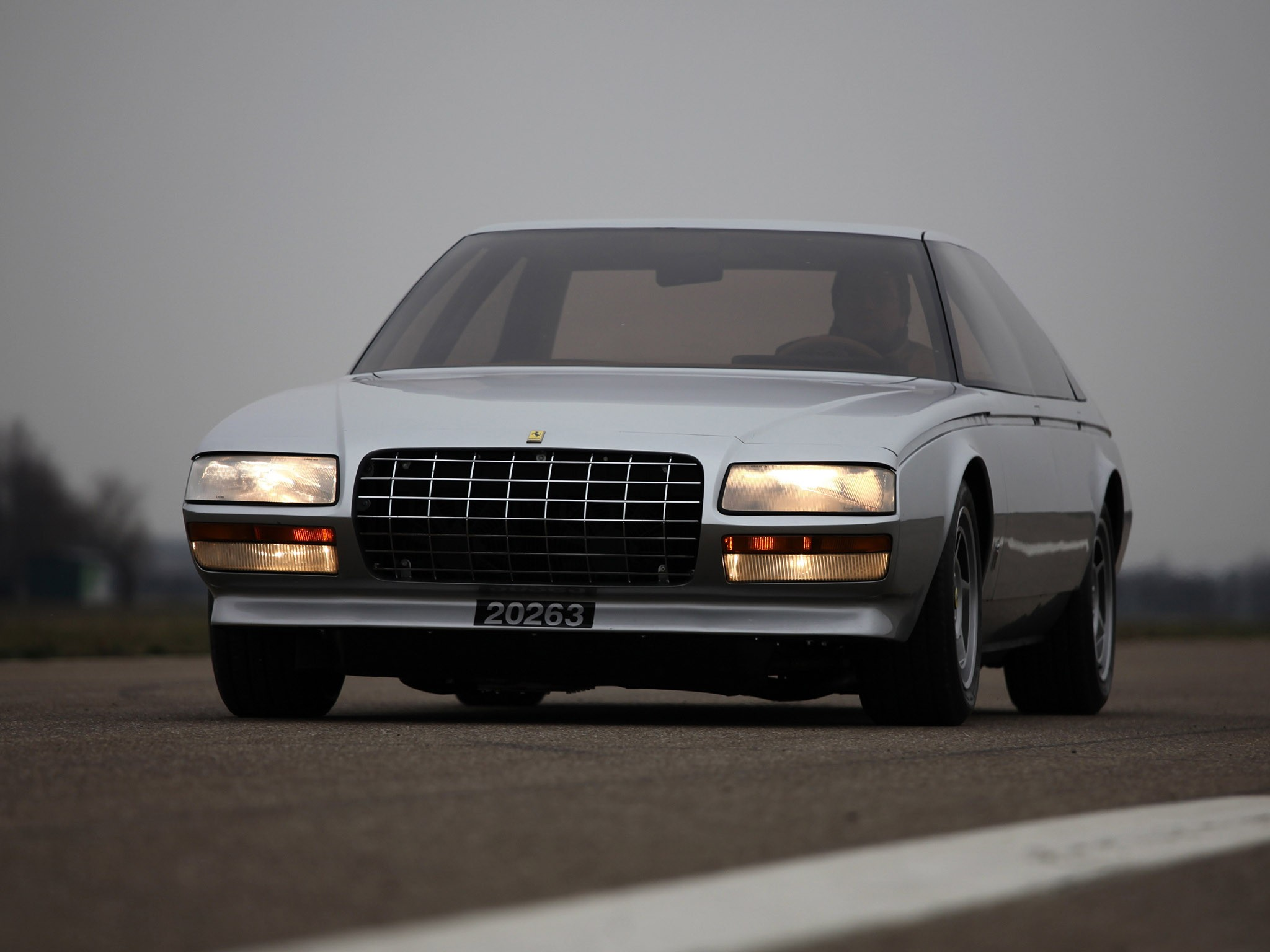Ferrari Pinin Concept 1980
