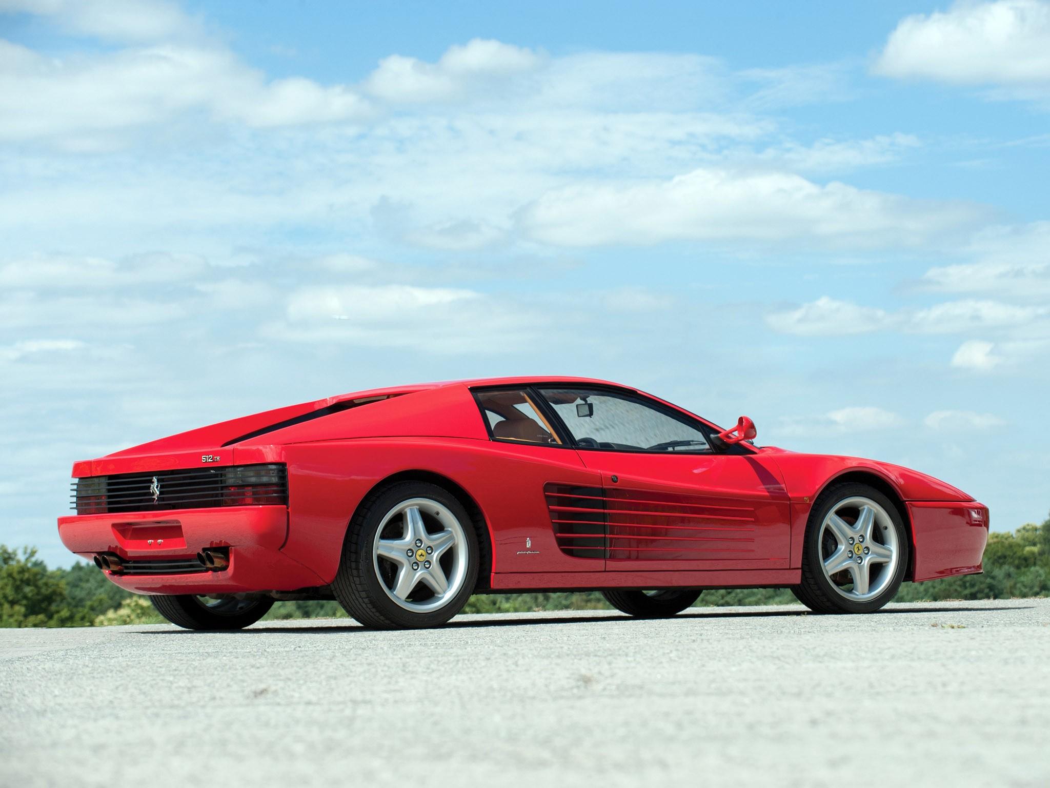 Ferrari 512 TR Testarossa 1992