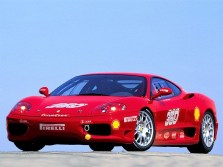 2001 Ferrari 360 Modena Challenge