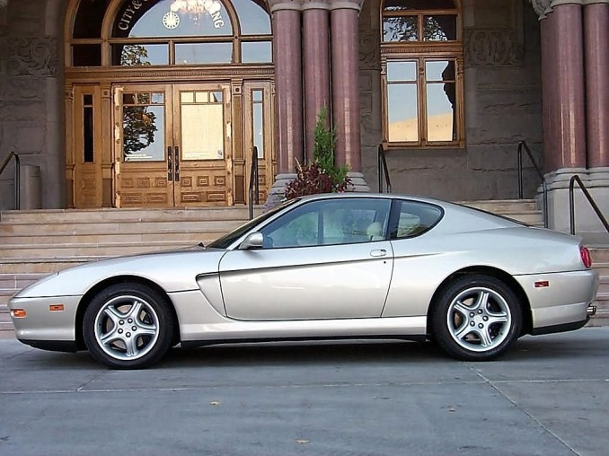 Ferrari 456 M GT Scaglietti 2001