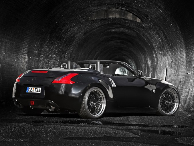 2011 Nissan 370z Roadster - PFA Creativ