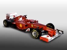 2012 Ferrari F1 F2012