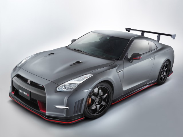 Nismo Nissan GTR N Attack Package R35 2014