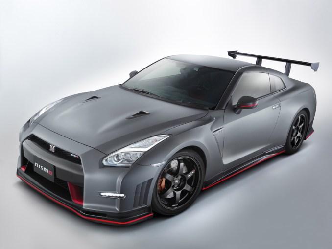 2014 Nismo Nissan_GTR N Attack Package R35
