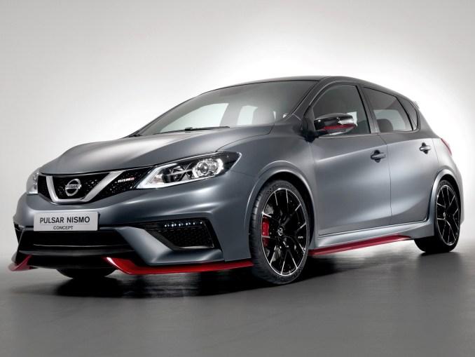 2014 Nismo Nissan Pulsar Concept