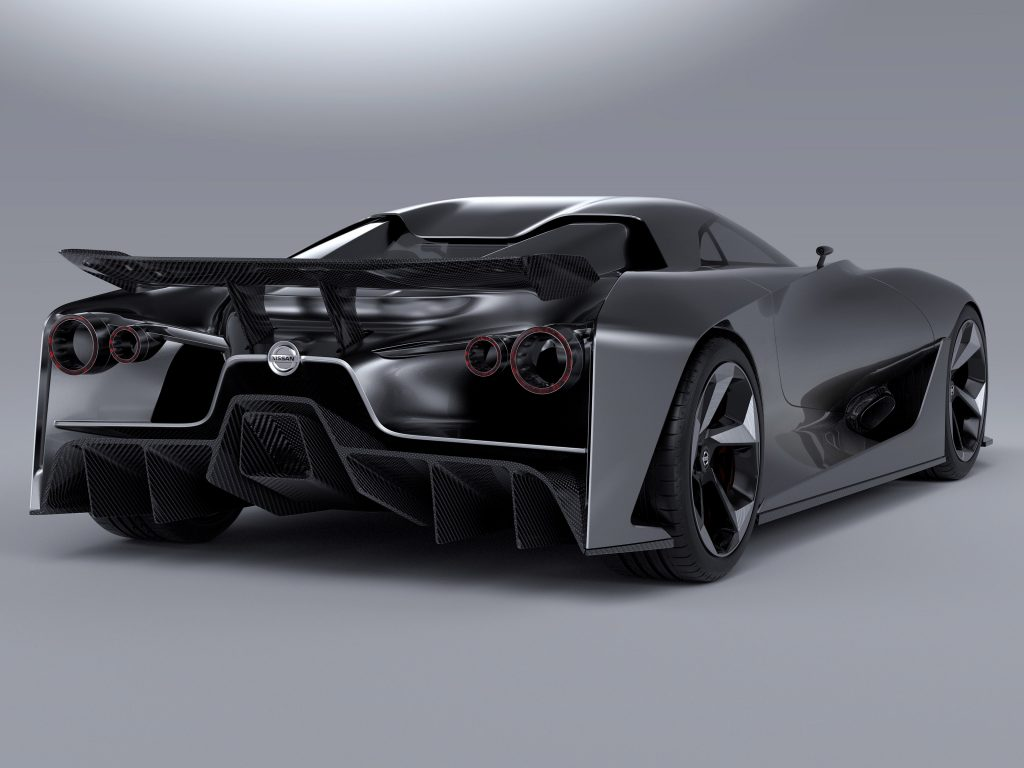2014 Nissan Concept Vision Gran Turismo