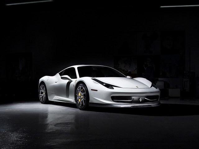 Ferrari 458 V Italia 2014 - Vorsteiner