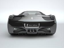2015 Ferrari 458 Italia Vitesse