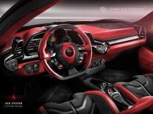2015 Ferrari 458 Spider Concept - Carlex Design