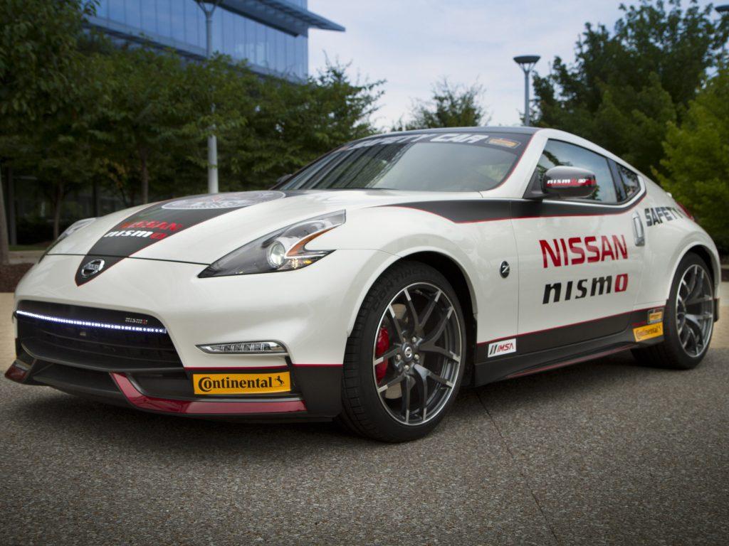 2015 Nismo Nissan 370z Safety Car