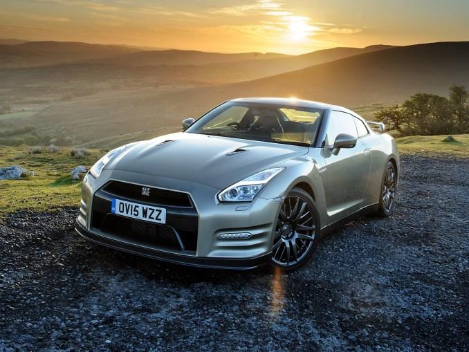 2015 Nissan_GTR 45th Anniversary R35 UK