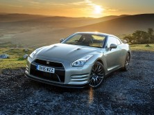 2015 Nissan GTR 45th Anniversary R35 UK
