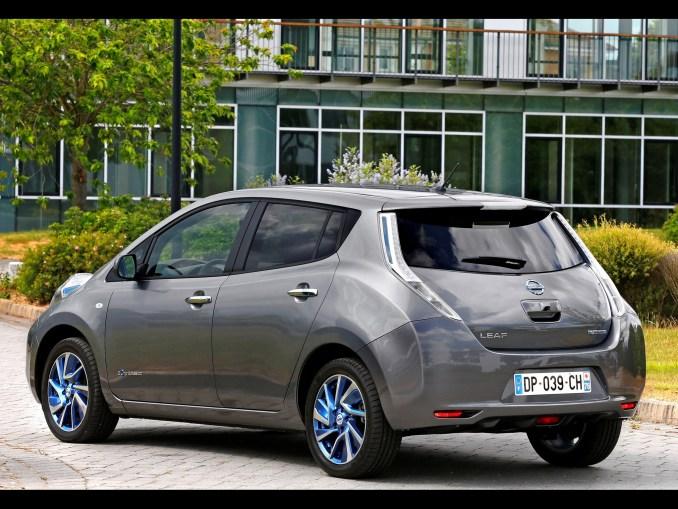 2015 Nissan Leaf Design Edition