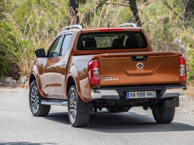 2015 Nissan NP300 Navara Double-Cab