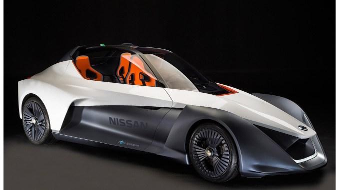 Nissan Bladeglider Prototype 2016