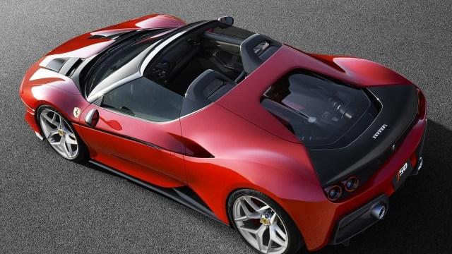 2017 Ferrari J50