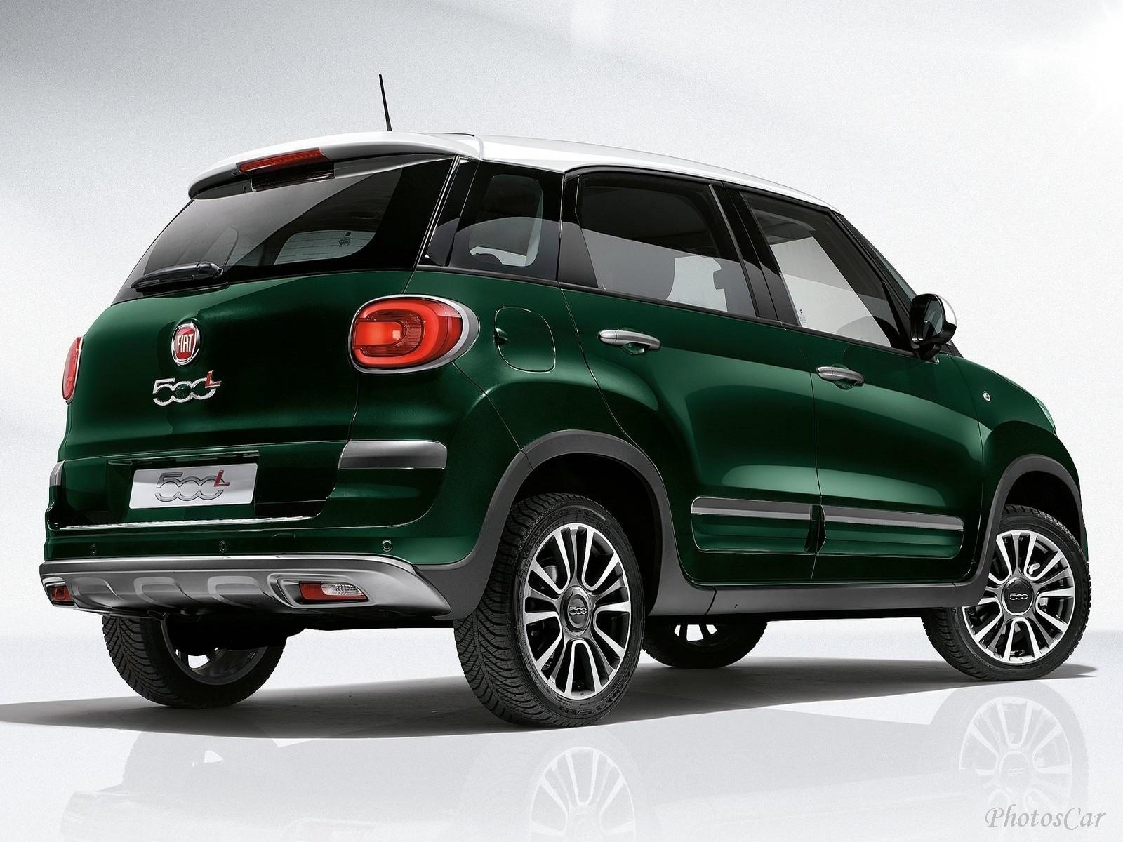 Fiat 500L Cross 2018