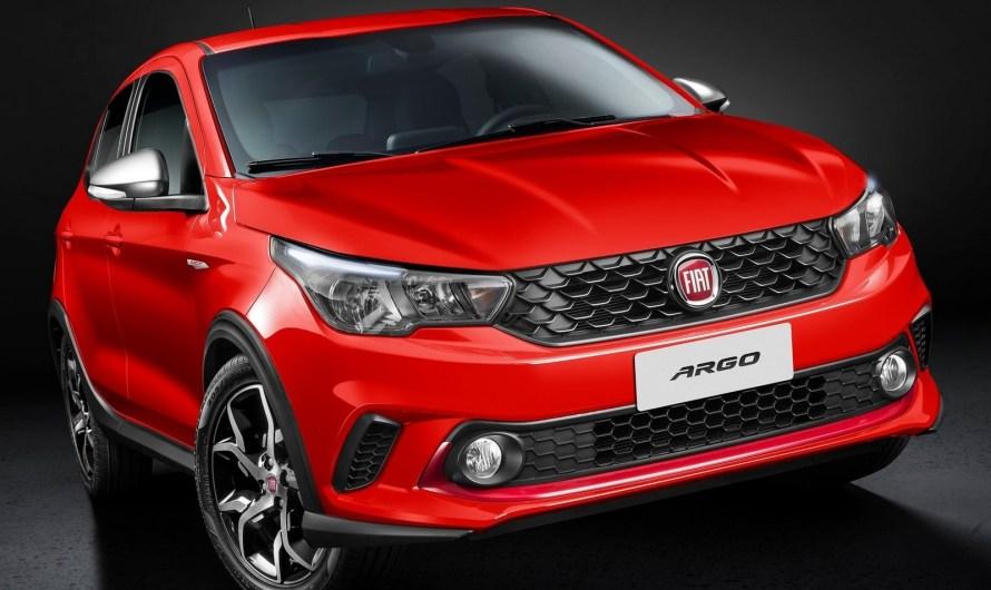 La Fiat Argo 2018 reste un produit pour le marché brésilien en particulier