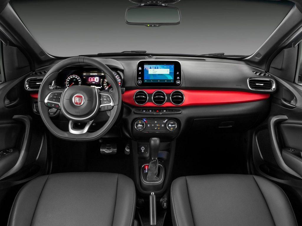 2018 Fiat Argo