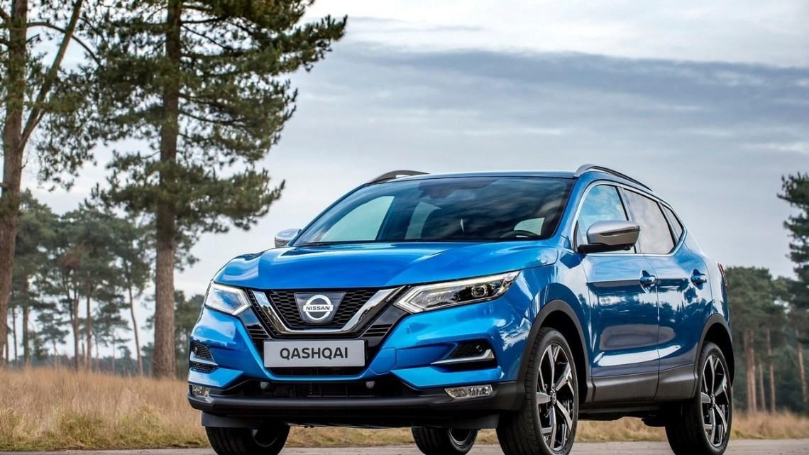 Nissan Qashqai Crossovers 2018: un intérieur spacieux et raffiné