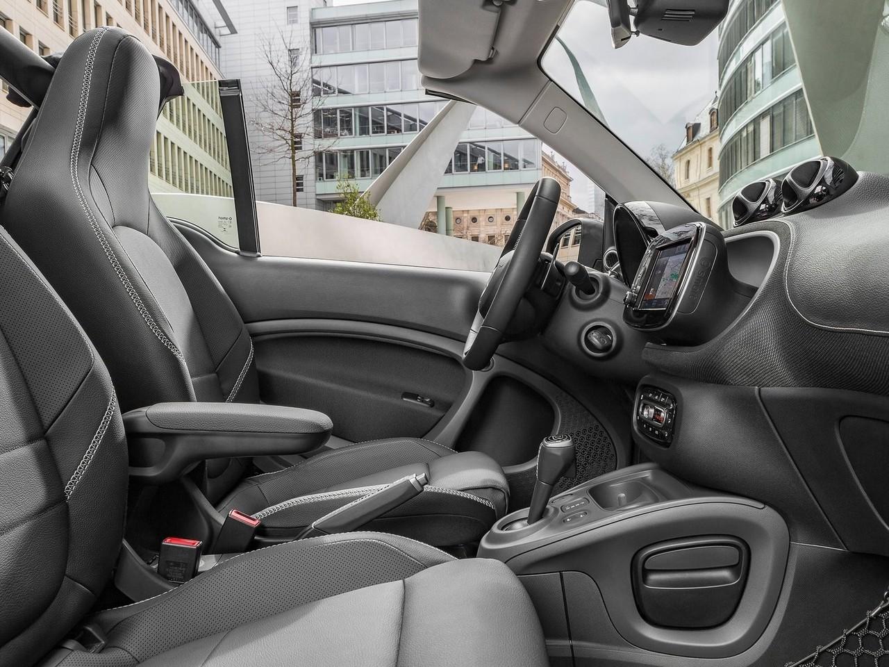 Brabus Smart fortwo Cabrio 2017
