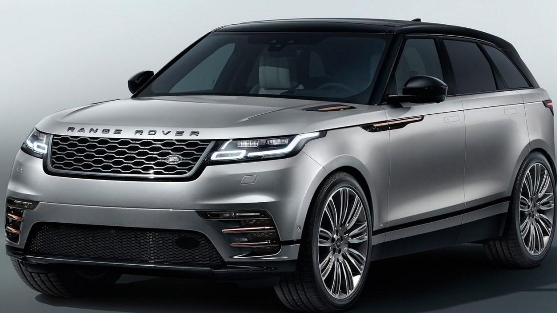 Land Rover Range Rover Velar 2018: Design avant-gardiste