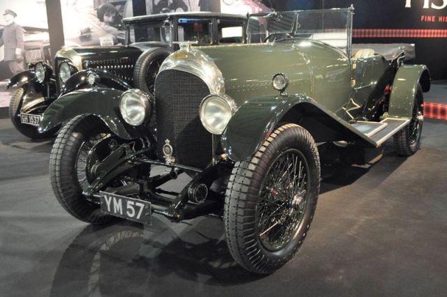 Bentley 3-4 1/2 Litre - 1926 - Retromobile 2013