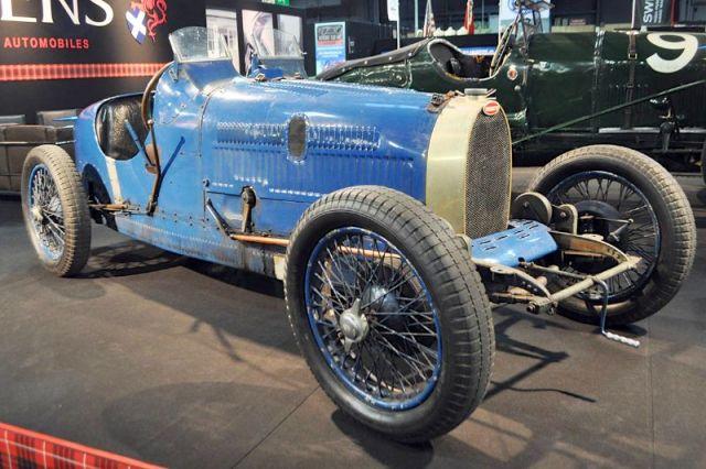 Bugatti Type 37 - 1927 - Retromobile 2013