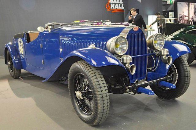 Bugatti Type 57 - 1935 - Retromobile 2013