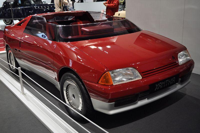 Citroën Xanthia - 1986 - Retromobile 2013