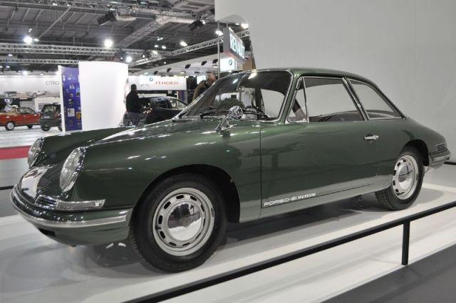"""Porsche Type 754 """"T7"""" 1959"""