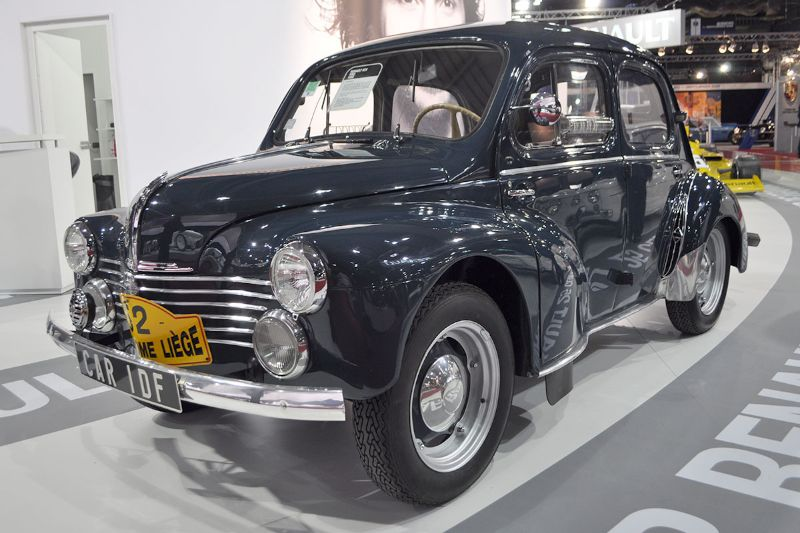 Renault 4CV 1063 - 1952
