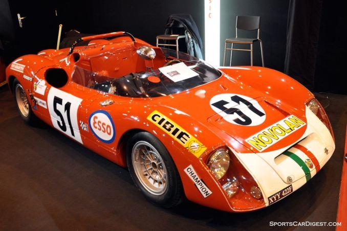 Abarth 1000 SP – 1969 - Retromobile 2015