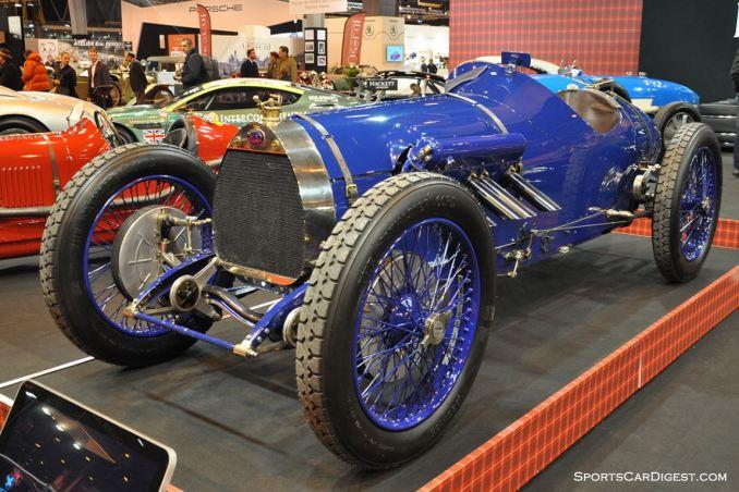 Bequet Delage – 1924 - Retromobile 2015