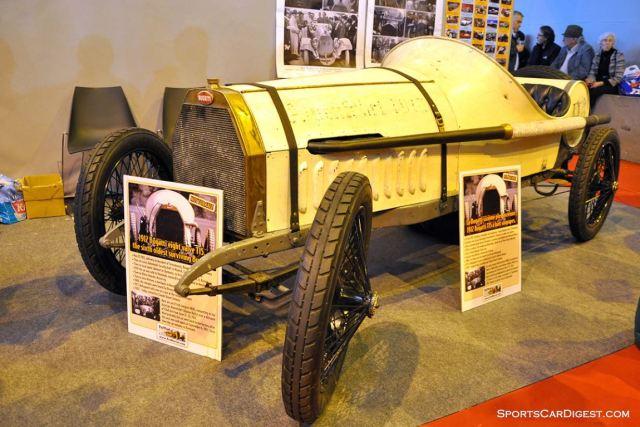 Bugatti T15 – 1912 - Retromobile 2015