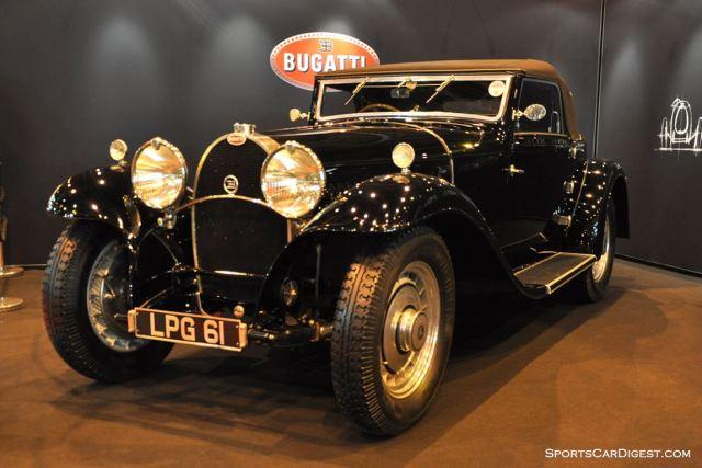 Bugatti T50 – 1931 - Retromobile 2015