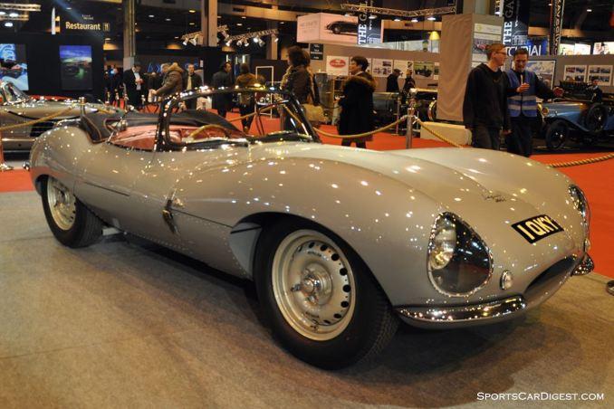 Jaguar XKSS – 1957 - Retromobile 2015