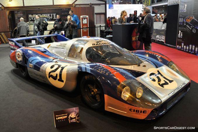 Porsche 917 LH – 1971 - Retromobile 2015