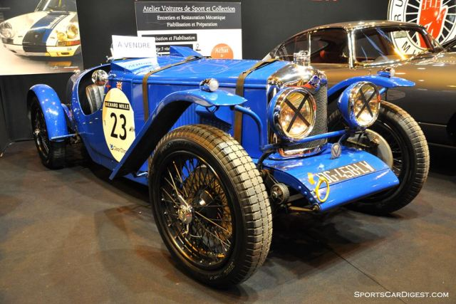 Riley Brooklands – 1929 - Retromobile 2015